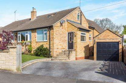 4 Bedrooms Semi Detached House for sale in Orchard Road, Winchcombe, Cheltenham, Gloucestershire