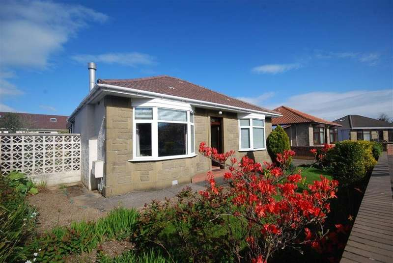 2 Bedrooms Detached Bungalow for sale in 29 Dalmellington Road, Ayr, KA7 3TJ