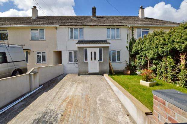 3 Bedrooms Terraced House for sale in Yealm Park, Yealmpton, Plymouth