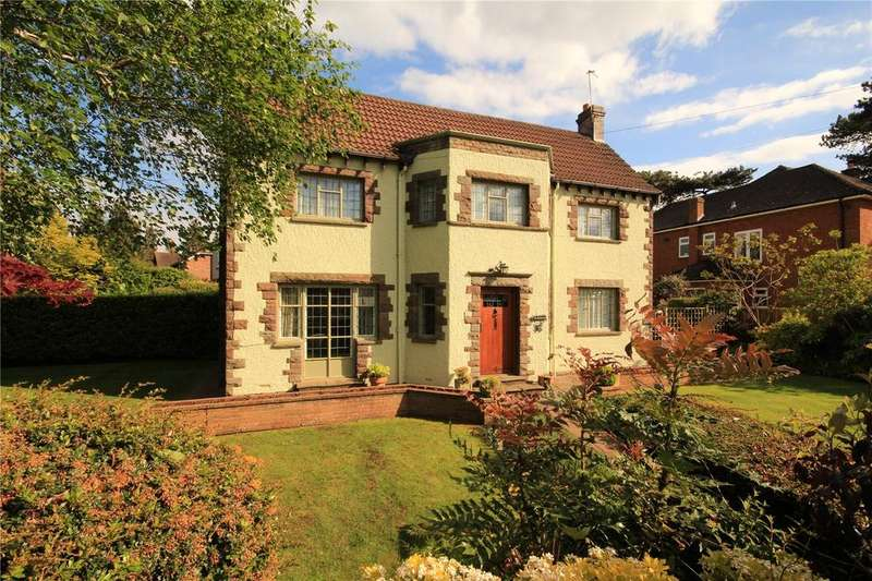 4 Bedrooms Detached House for sale in Bristol Road, Frenchay, Bristol, BS16