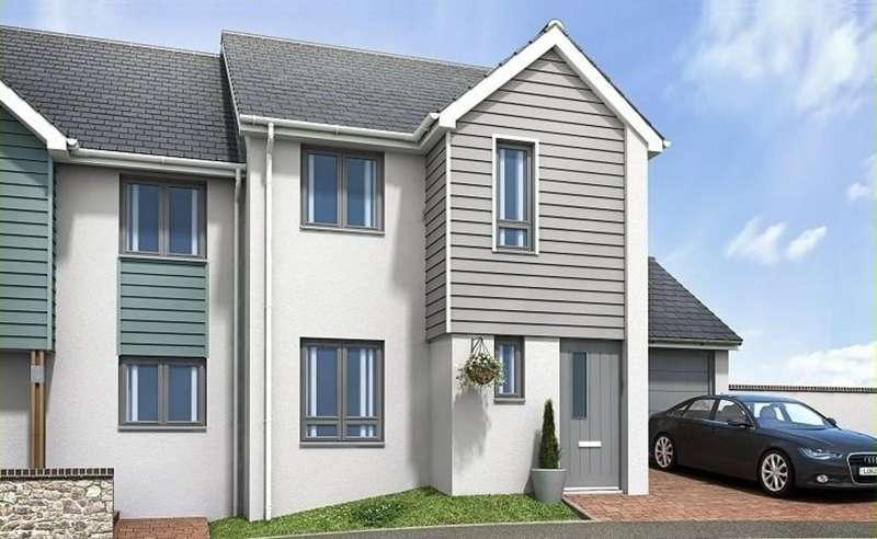 3 Bedrooms Semi Detached House for sale in Plot 61 | Primrose Hill | Off Plantation Way | The Willows