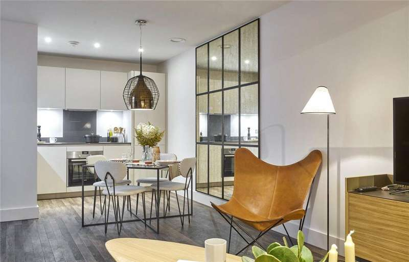 1 Bedroom Flat for sale in Anthology Deptford Foundry, Moulding Lane, Deptford, London, SE8