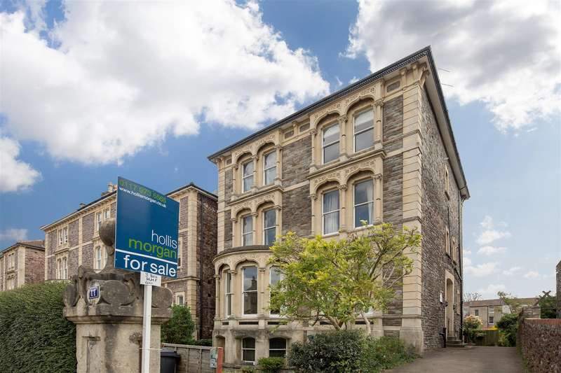 3 Bedrooms Flat for sale in All Saints Road, Clifton