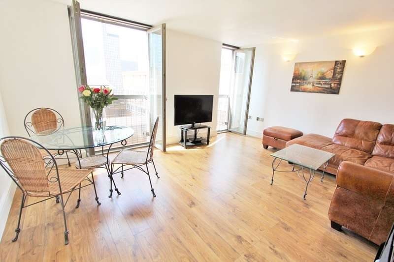 1 Bedroom Apartment Flat for sale in Plumbers Row, London, London, E1