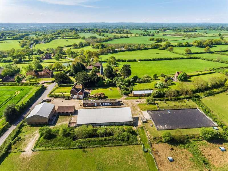 5 Bedrooms Equestrian Facility Character Property for sale in Crowhurst Lane, Crowhurst, Lingfield, Surrey, RH7