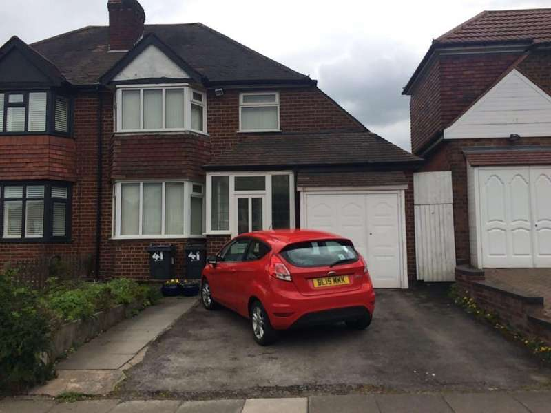 3 Bedrooms Semi Detached House for sale in Manor House Lane, Yardley, Birmingham B26