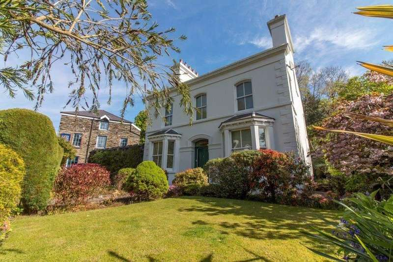 4 Bedrooms Detached House for sale in Glen Road , Laxey, IM4 7AT