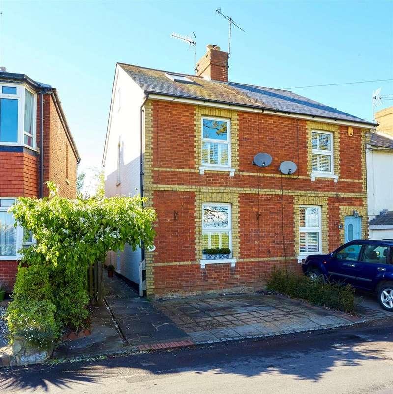 3 Bedrooms Semi Detached House for sale in Halls Hole Road, Tunbridge Wells, Kent, TN2