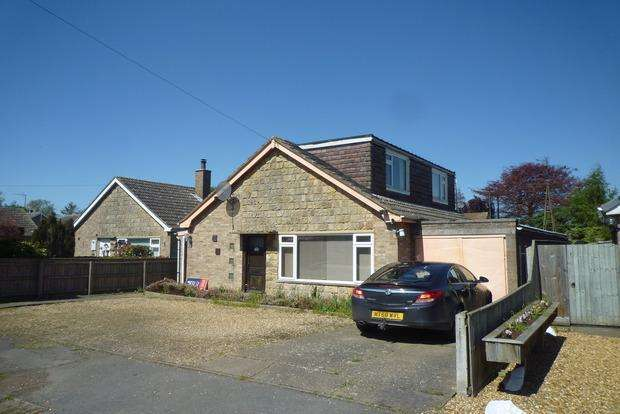 3 Bedrooms Chalet House for sale in Fen Road, Newton, PE13