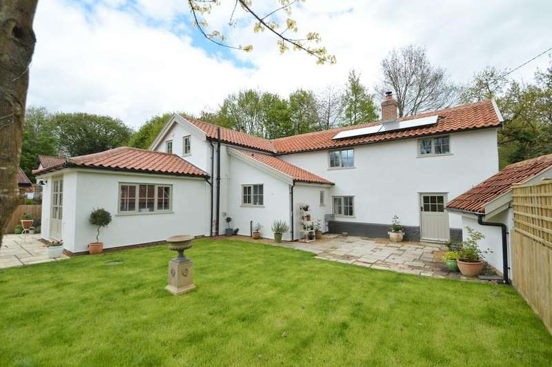 3 Bedrooms Cottage House for sale in Reymerston, Norwich