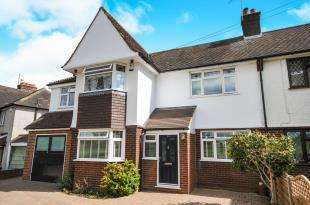 3 Bedrooms Semi Detached House for sale in Waddon Way, Croydon, .
