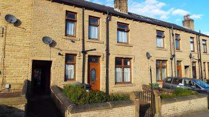 2 Bedrooms Terraced House for sale in Yews Hill Road, Huddersfield, West Yorkshire