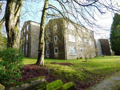 2 Bedrooms Flat for sale in Thornwood Court, Carlisle Road, Buxton, Derbyshire