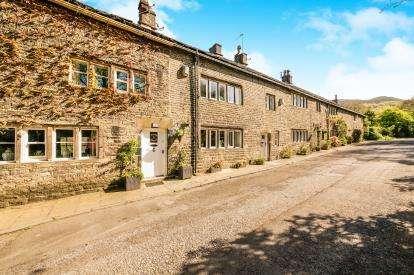 2 Bedrooms Terraced House for sale in Moorgate Cottages, School Lane, Carrbrook, Stalybridge