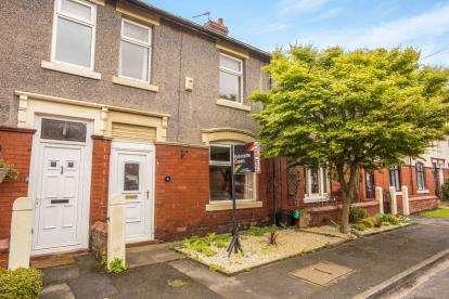 3 Bedrooms Terraced House for sale in Lords Avenue, Lostock Hall, Preston, PR5