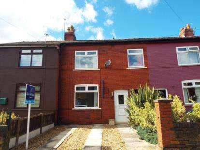 3 Bedrooms Terraced House for sale in Link Avenue, St. Helens, Merseyside, WA11