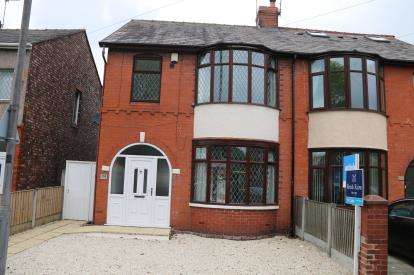 3 Bedrooms Semi Detached House for sale in Haresfinch Road, St. Helens, Merseyside, WA11