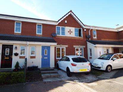 3 Bedrooms Terraced House for sale in Falcon Road, Wrexham, Wrecsam, LL13