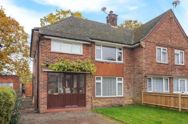 3 Bedrooms Semi Detached House for sale in Walliswood, Dorking, Surrey