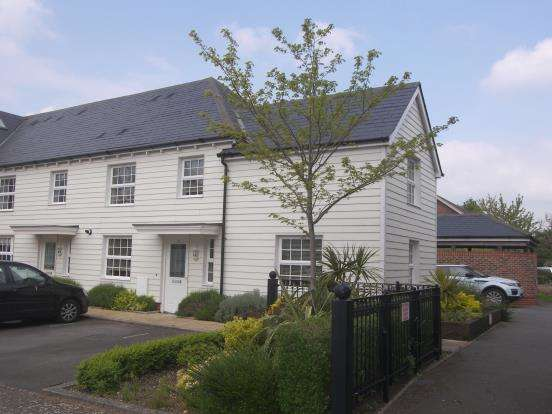 3 Bedrooms End Of Terrace House for sale in Southbourne, Emsworth, Hampshire
