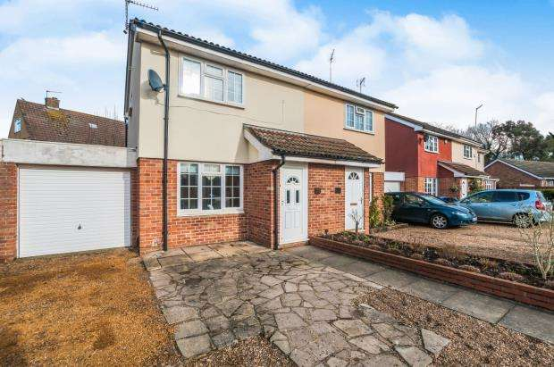 2 Bedrooms Semi Detached House for sale in Maidenhead, Berkshire