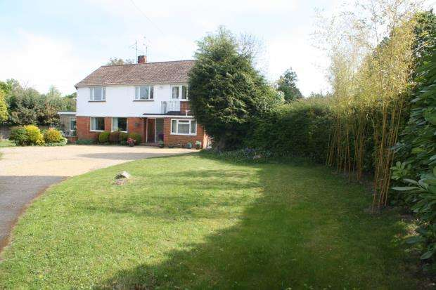 5 Bedrooms Detached House for sale in South Woking, Surrey