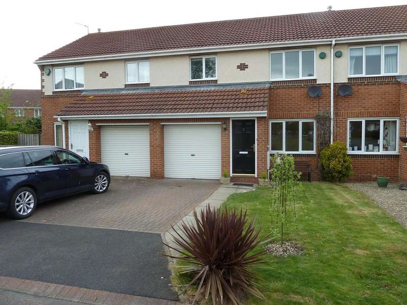3 Bedrooms House for sale in Glanton Close, Stobhill Manor, Morpeth NE61
