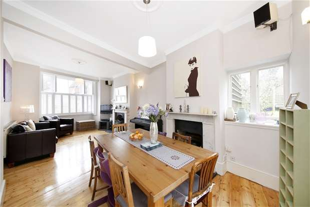 4 Bedrooms Semi Detached House for sale in Wood Vale, Forest Hill