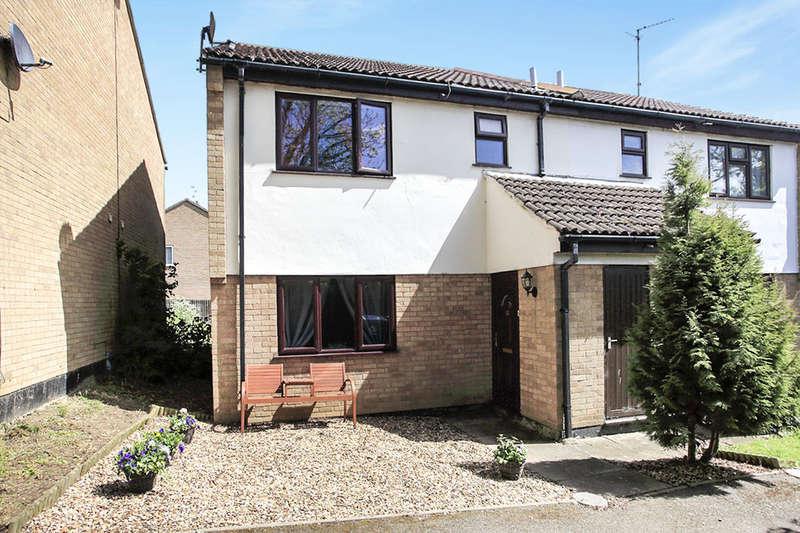 1 Bedroom Property for sale in Blenheim Way, Yaxley, Peterborough, PE7