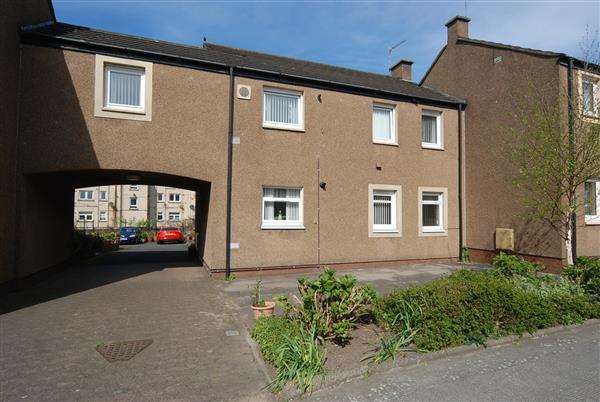 2 Bedrooms Apartment Flat for sale in Springvale Street, Saltcoats
