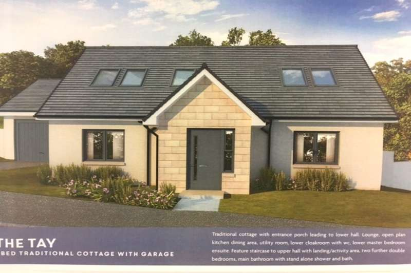 3 Bedrooms Detached House for sale in Lansdale Rise, Burntisland, KY3