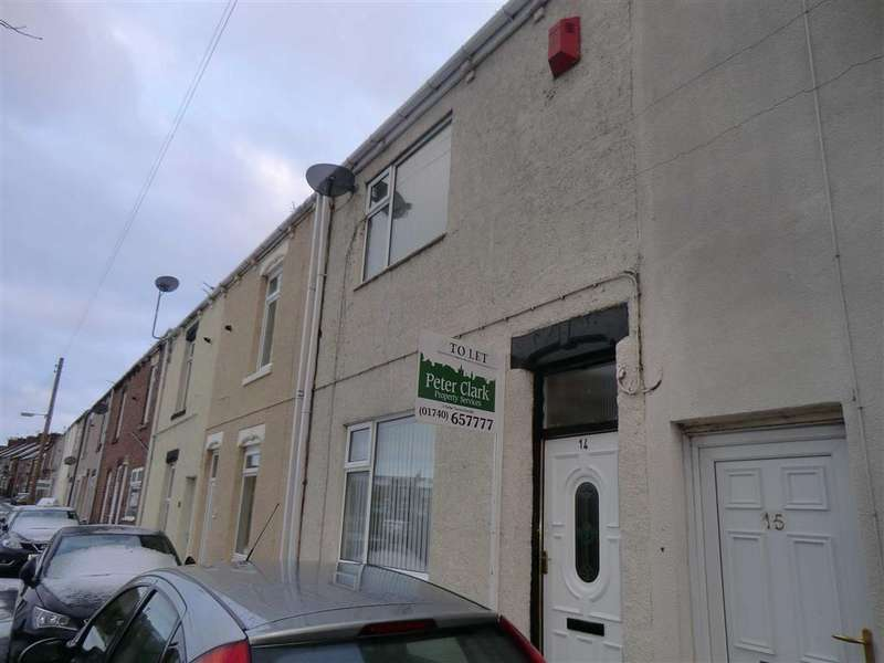 2 Bedrooms Terraced House for sale in 14, Magdalene Place, Ferryhill