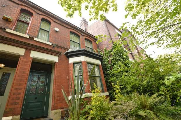 4 Bedrooms Terraced House for sale in Green Bank Terrace, Heaton Norris, Stockport, Cheshire