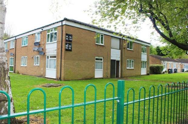 2 Bedrooms Flat for sale in Lakefield Close, Birmingham, West Midlands