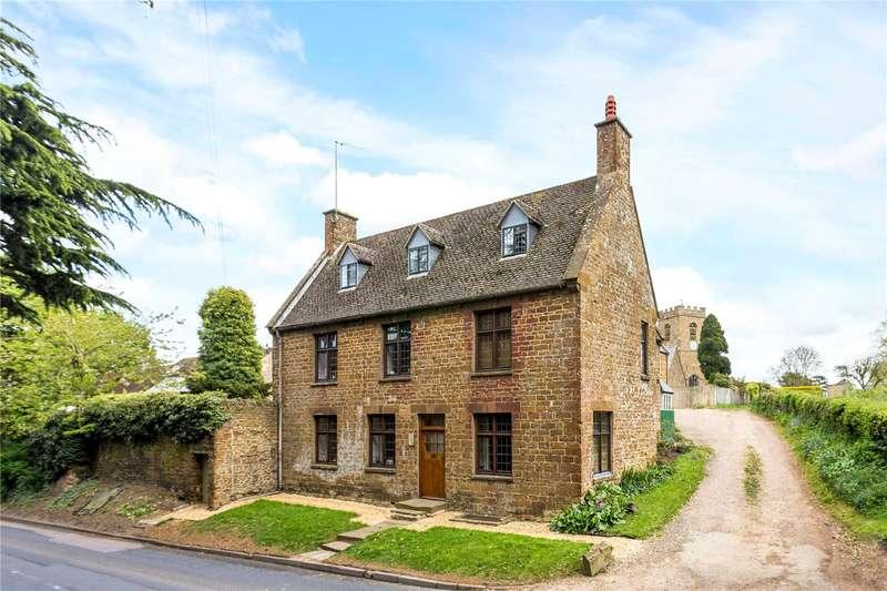 5 Bedrooms Detached House for sale in Wardington, Banbury, Oxfordshire, OX17