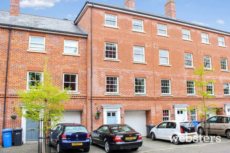 5 Bedrooms Town House for sale in Kilderkin Way, Norwich, NR1