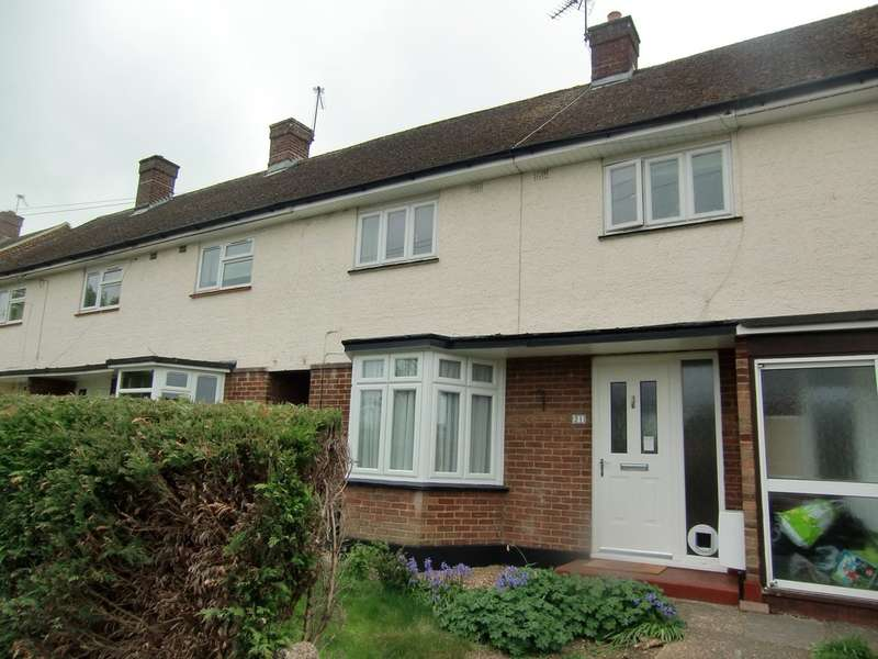 3 Bedrooms Terraced House for sale in Weall Green, Watford