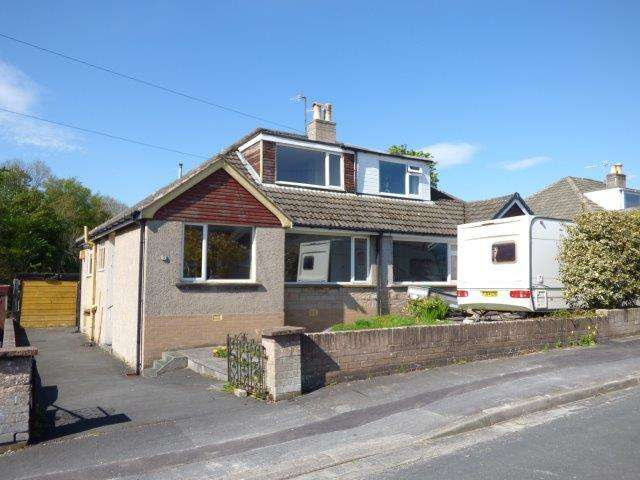 4 Bedrooms Semi Detached Bungalow for sale in Cragg Bank Crescent, Carnforth, LA5 9EQ