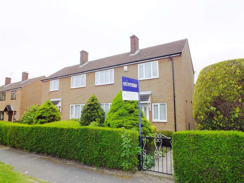 3 Bedrooms Semi Detached House for sale in Borrough Avenue, Roundhay, Leeds, LS8 1LR