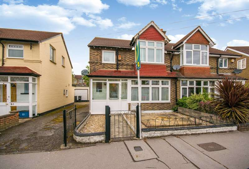 3 Bedrooms House for sale in Teevan Road, Croydon, CR0