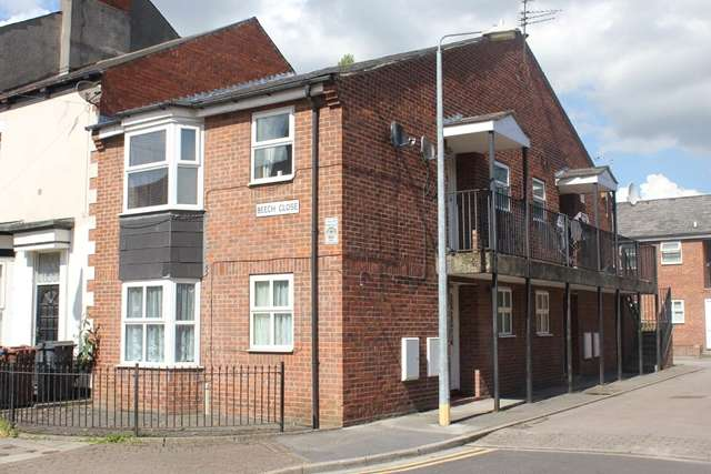 1 Bedroom Flat for sale in 7 Beech Close, Coltman Street, Hull HU3 2SW. 1 bedroom first floor flat on Coltman Street.