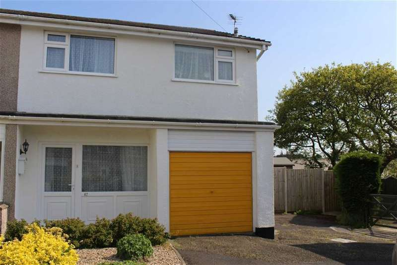 3 Bedrooms Semi Detached House for sale in SandyHill Park, Saundersfoot