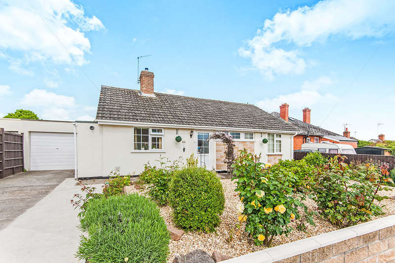 2 Bedrooms Detached Bungalow for sale in Laxton Close, TAUNTON, TA1