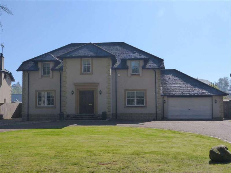 4 Bedrooms Villa House for sale in The Avenue, Murthly, Perthshire