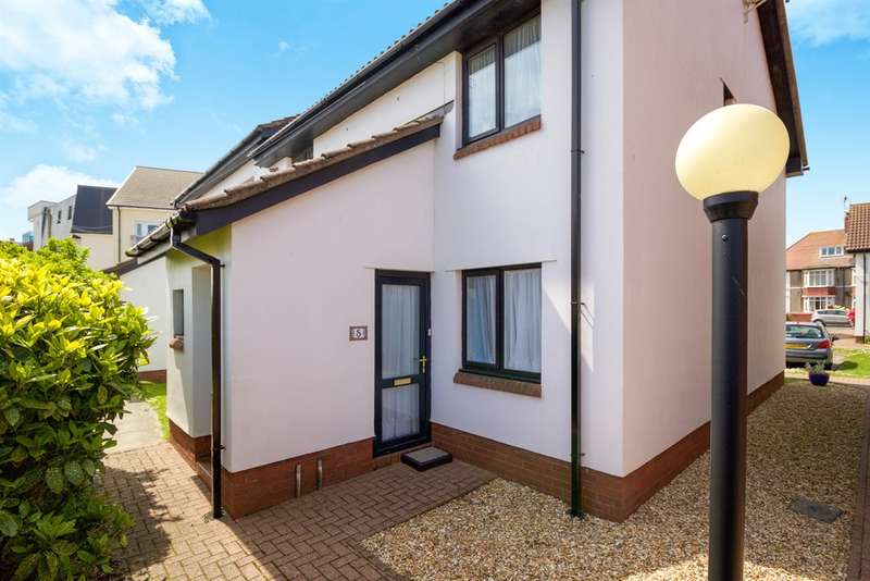 2 Bedrooms Ground Flat for sale in Seabank Court, Porthcawl
