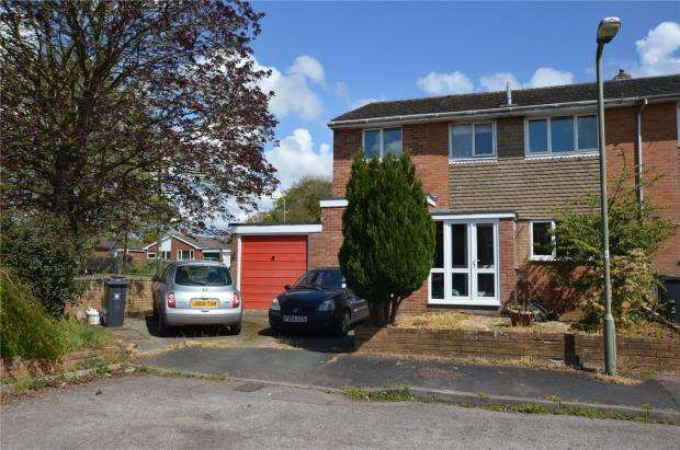4 Bedrooms Semi Detached House for sale in Westminster Close, Feniton, Honiton, Devon