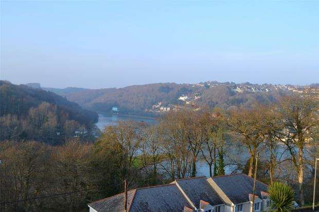 4 Bedrooms Detached House for sale in Beech Terrace, Looe, Cornwall