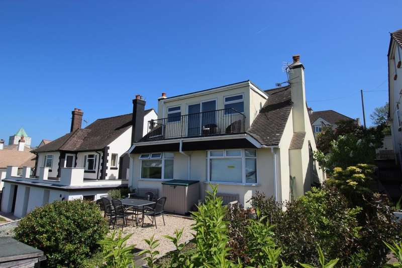 4 Bedrooms Detached House for sale in St. Lukes Road, Newton Abbot, TQ12