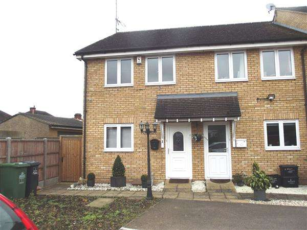 3 Bedrooms End Of Terrace House for sale in Willett Mews, Hoddesdon