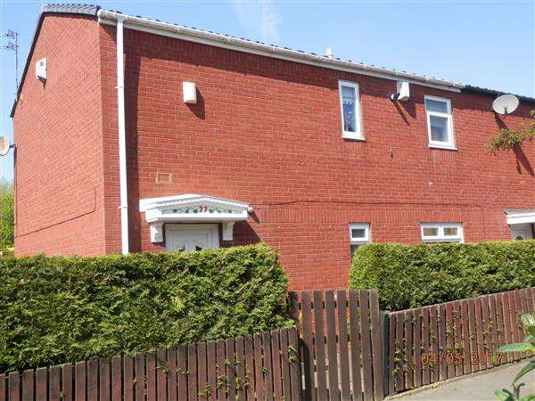 3 Bedrooms End Of Terrace House for sale in Scarborough Road, Newcastle upon Tyne